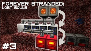 ForeverStranded 2 #3 - Автоматизация | Ресурсы из ничего | Выживание в Майнкрафт с модами