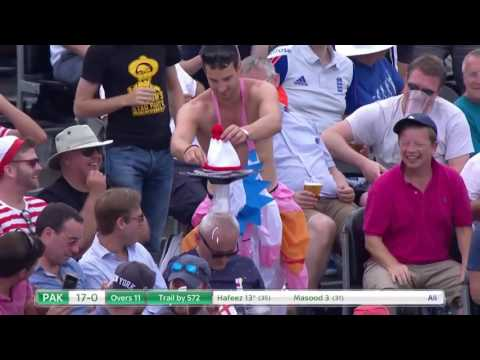 Do not fall asleep during Test Cricket at Emirates Old Trafford