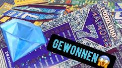 RubbelKönig Diamond7 die Millionen 🔥 20€ Rubbellos Freirubbeln - Gewonnen 🥳 2020 / KINGLucky68