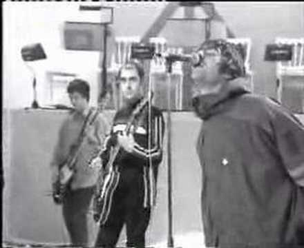 Oasis - White Room 22-12-95 - Some Might Say