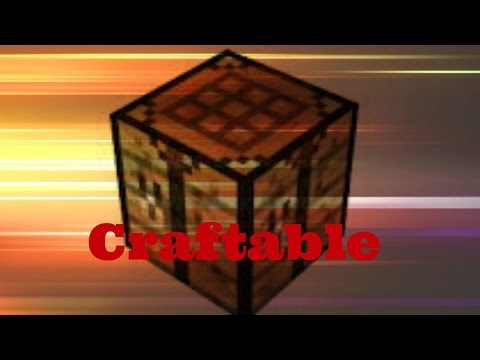 ♪ Minecraftable | Minecraft Parody | Lyrics