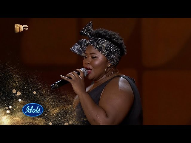 Top 17 Group B: Sneziey – 'Ewe Getsemane' – Idols SA