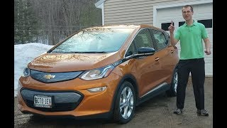 One Year Review of the Chevrolet BOLT EV