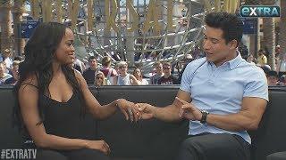 Rachel Lindsay Teases 'Bachelorette' Proposal — See Her Starter Engagement Ring!