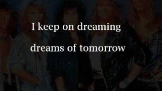 Whitesnake - Crying in the rain with LYRICS