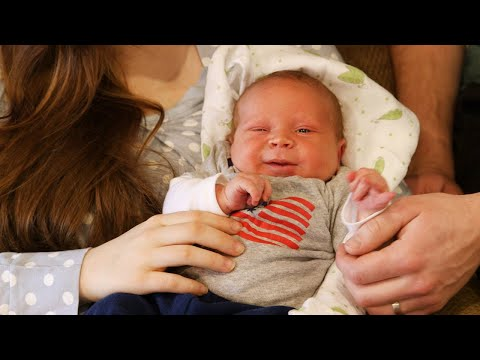 Meet Joy And Austin's Baby Boy And Learn His Name! | Counting On