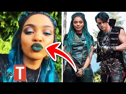 Descendants 3: UMA LIVE On Set, MORE Costumes Revealed And