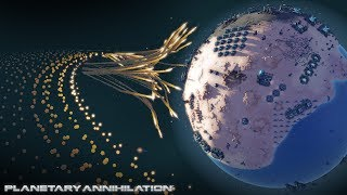 PLANETARY ANNIHILATION TITANS STREAM! PLAYING GAMES FOREVER AND EVER