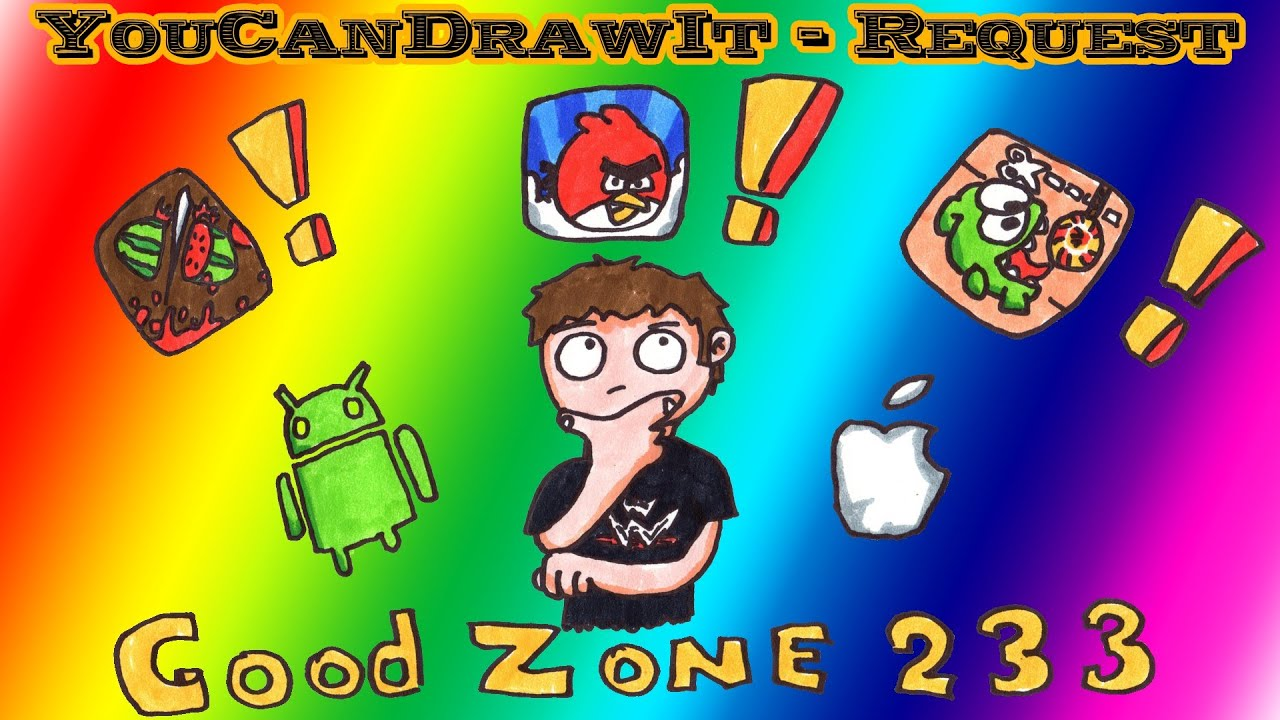 Download GoodZone233 ✎ Realisation Of The Video Request ✎ YouCanDrawIt ツ