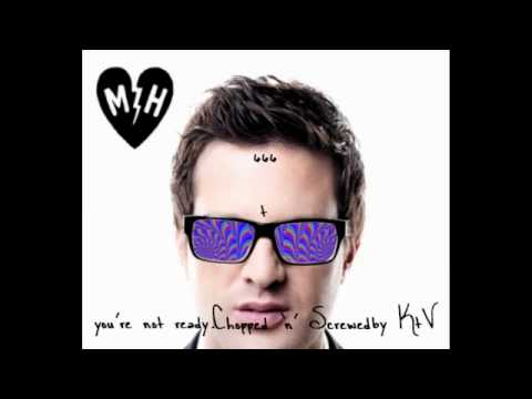 Mayer Hawthorne - You're Not Ready (Chopped & Screwed by KTA)