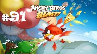 Angry Birds Blast | Level #91