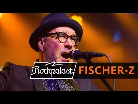 Fischer-Z Live   Rockpalast   2016