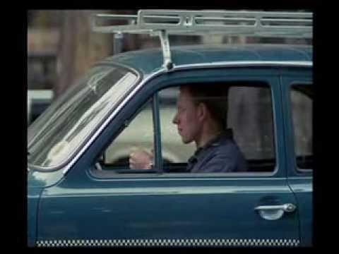 Nose Picking - Jacques Tati - Trafic (1971)