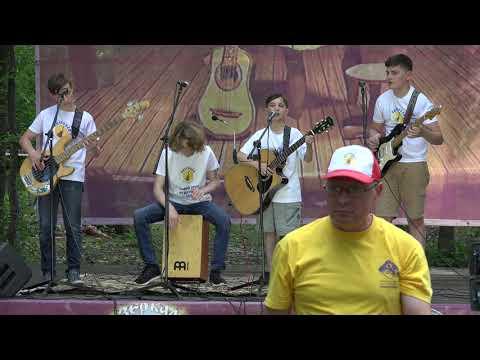 Клуб АП Интервал на сцене «Песни для друзей»