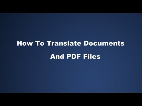 Die translate german to english doc file online