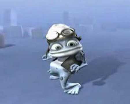 Crazy Frog - Jamba