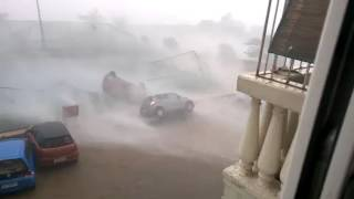 South africa bad weather