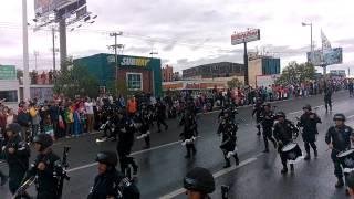 Desfile militar por el Centenario de la Toma de Zacatecas