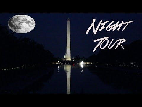 Night Tour of Washington D.C.