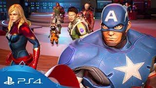 Marvel vs. Capcom: Infinite | Launch Trailer | PS4