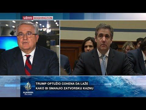 Cohenovo svjedočenje: Trump nije mislio da će postati predsjednik