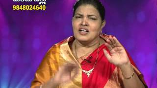 Topic: Noah's Family. Sis. Jacintha Rani. @Subhavaartha Tv. Date- 18-02-2017.