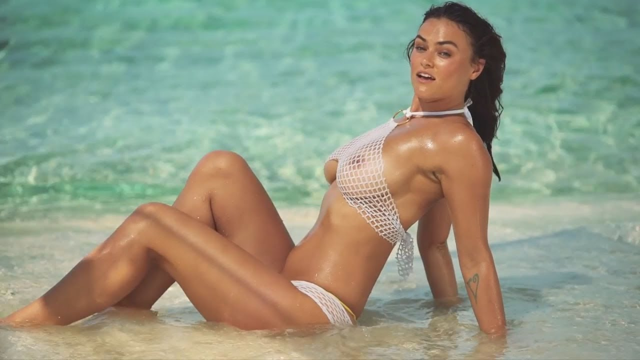 3fd3adaf6c3c6 Myla Dalbesio - Uncovered - Sports Illustrated Swimsuit 2017 - YouTube