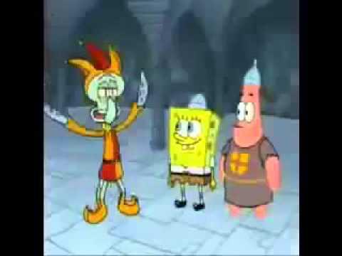 Sundjer Bob-Parodija vadi kuru pa jebi hahahaha