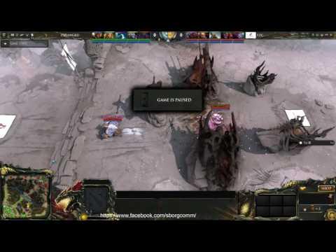 Dota 2 - Zed Cyber Vs Sek Parang Part 2