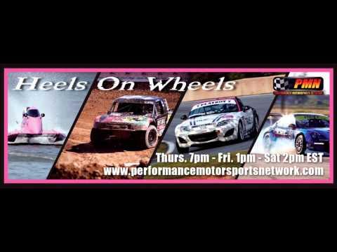 Heels on Wheels Show #102 - Jessi Combs & EmileeTominovich