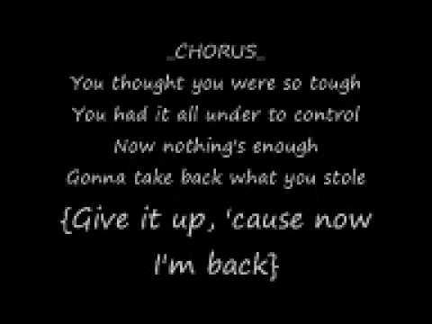 yugioh im back lyrics