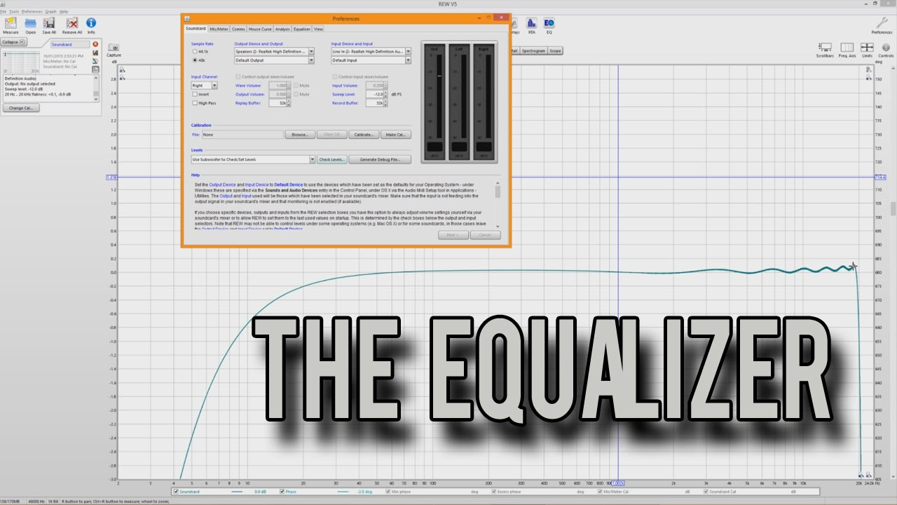 How to use EqualizerAPO & RoomEQ Tutorial - Onboard Audio Users NEED this!