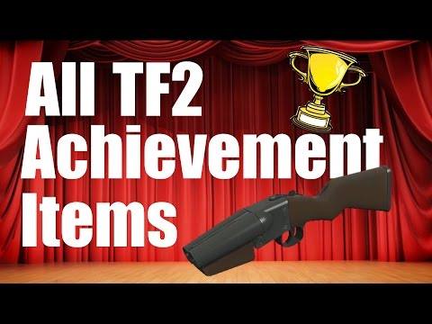 *2016* TF2 FREE ITEMS SERVER|TUTORIAL|ACHIEVEMENT/ITEMS