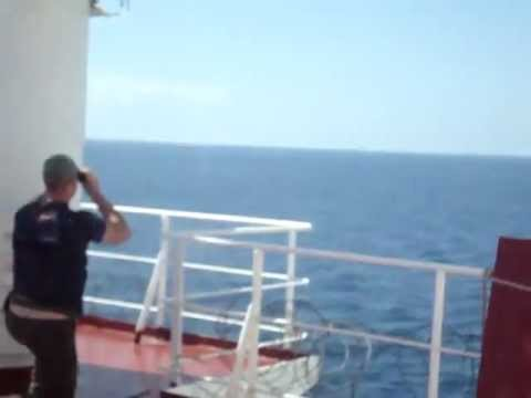 Piracy attack on Merchant Vessel