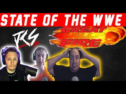 STATE OF THE WWE - Great Balls of Fire Edition - RUMORS