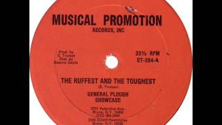 General Plough - Today for you tomorrow for me