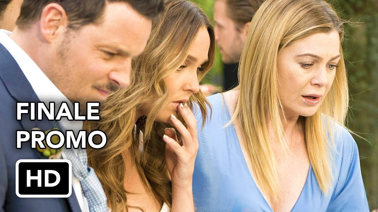 Greys Anatomy 14x24 Promo All Of Me Hd Season 14 Episode 24