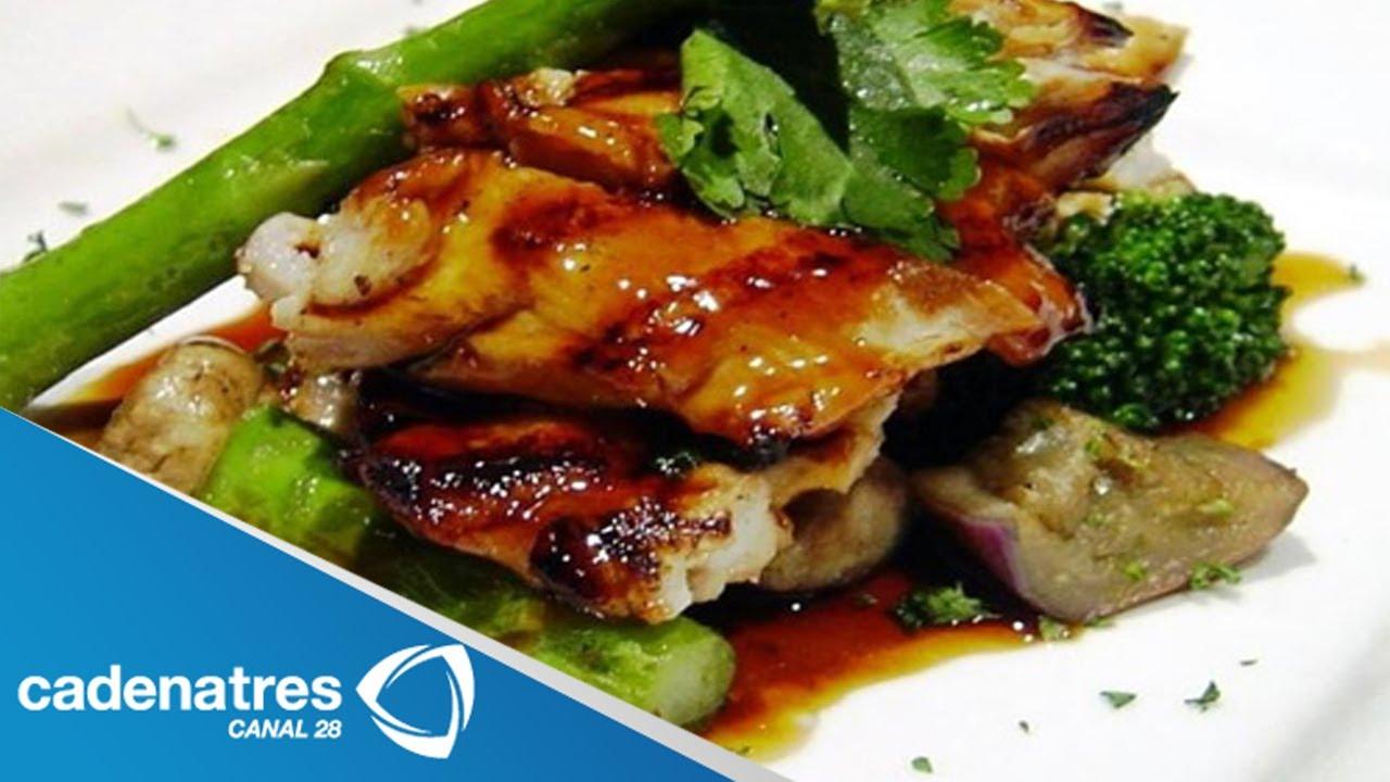 Taz n de teriyaki receta para preparar pollo teriyaki for Comidas faciles de preparar