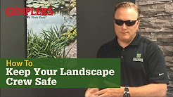 Tips on How Grunder Landscaping Co. Keeps its Landscaping Crews Safe