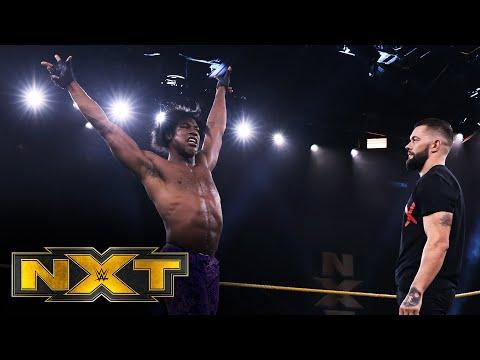 Finn Bálor crashes The Velveteen Dream's return: WWE NXT, Aug. 12, 2020