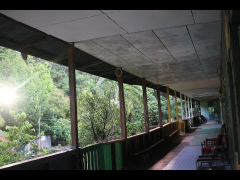 Welcome to one of Brunei LongHouse // Kampung Buau