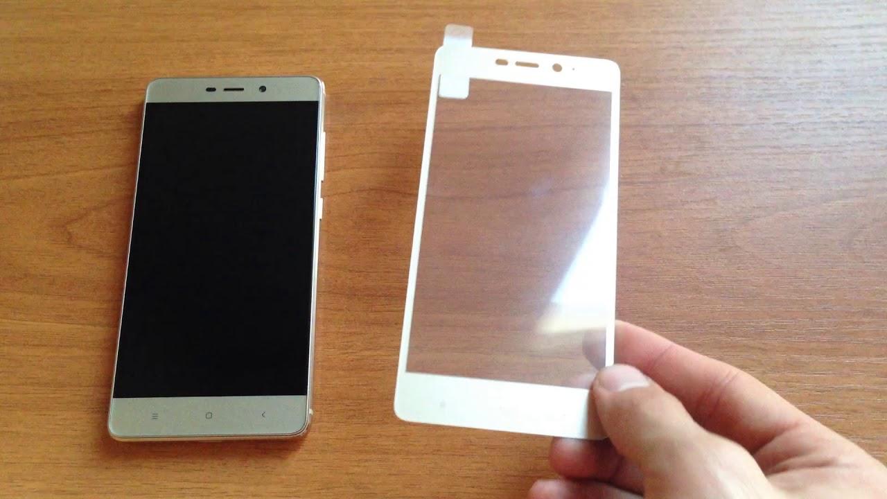 Как ПРАВИЛЬНО наклеить стекло на экран телефона