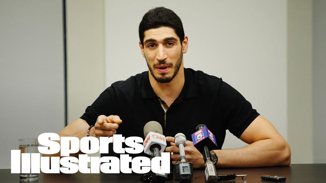 Thunder center Enes Kanter says father arrested in Turkey