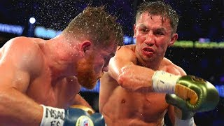 Gennady Golovkin (GGG), an undefeated boxer. Hard fights. Motivational video