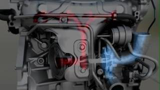 Ford Ecoboost Animation