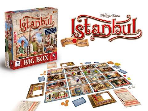 Istanbul Big Box Video Tutorial Ediciones MasQueOca