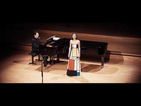 Natasha Sallès - Je viens de loin (Saint François d'Assise) - Olivier Messiaen