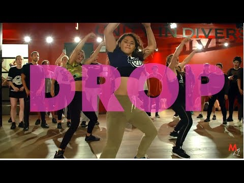"Big Freedia - ""Drop"" #BigFreediaShakeDown | Phil Wright Choreography | Ig: @phil_wright_"