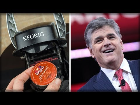 KEURIG JUST DEALT A CRUSHING BLOW AFTER INTERNET TURNS ON THEM WHEN THEY DECIDED TO ATTACK HANNITY
