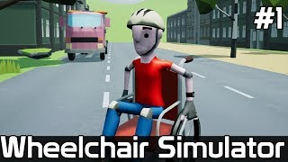 Wheelchair Simulator [#1] Symulator NIEPEŁNOSPRAWNEGO?